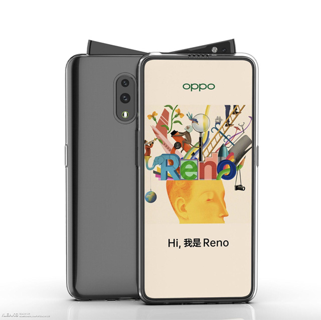 oppo reno leaked image