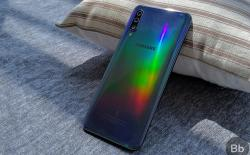 samsung galaxy a50 review - featured