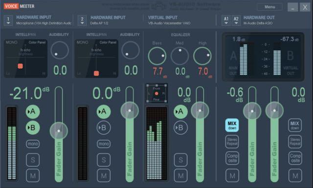 voicemeeter voice changer app for discord