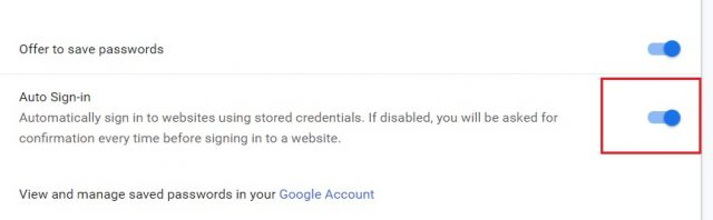 4. Secure Your Google Account on Chrome 2