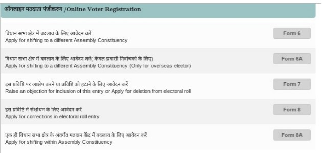 Check Voter ID Information Online 5