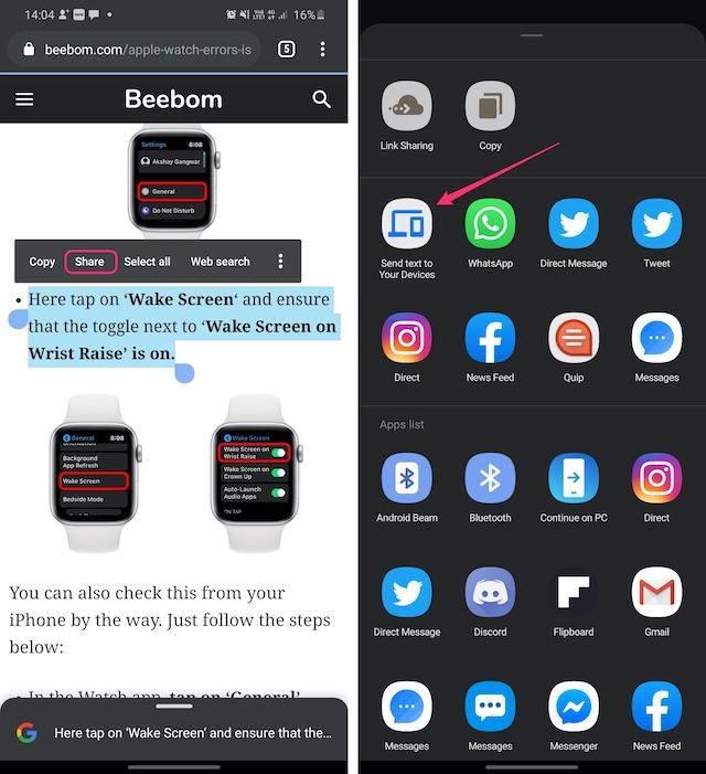 Chrome_Clipboard_Sharing