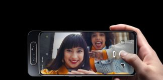 Galaxy A80 Featured Image
