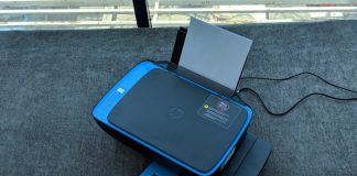 HP Wireless 419 Review An Affordable Ink Tank Printer for Home and Office