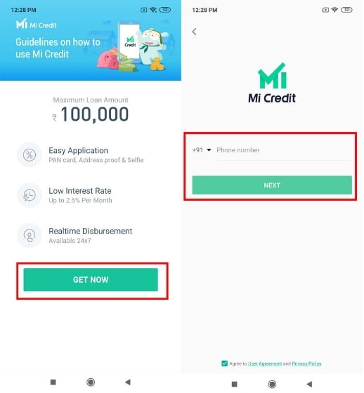 How to Use Mi Credit 3