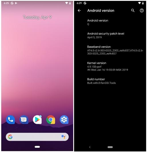 Is the Android Q GSI Usable 1