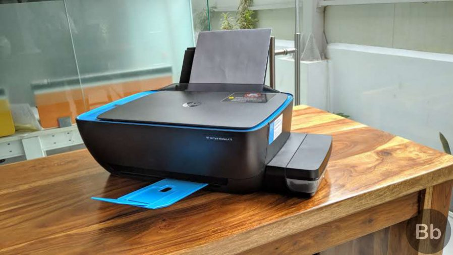 HP Ink Tank Wireless 419 Review: An Affordable Ink Tank