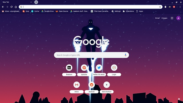 4. Iron Man-Material Design