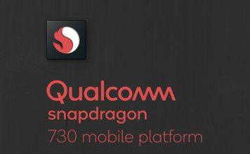 Qualcomm Snapdragon 730 series mobile platform