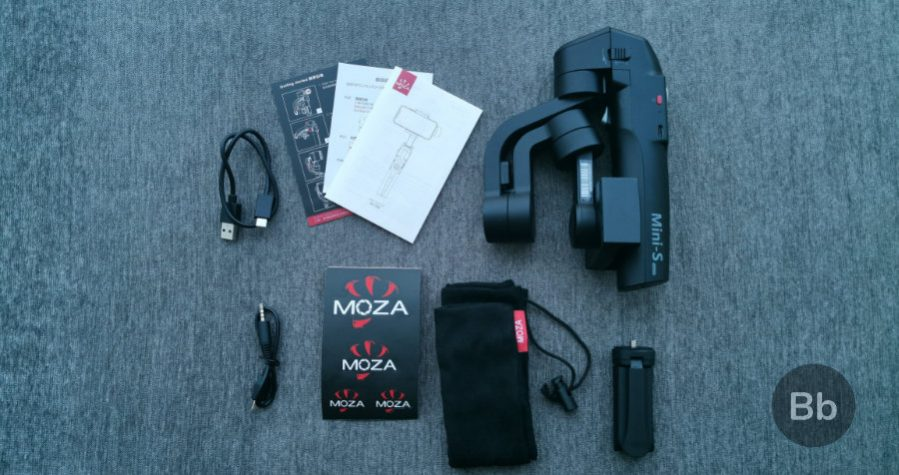 MOZA Mini-S Gimbal: Our First Look