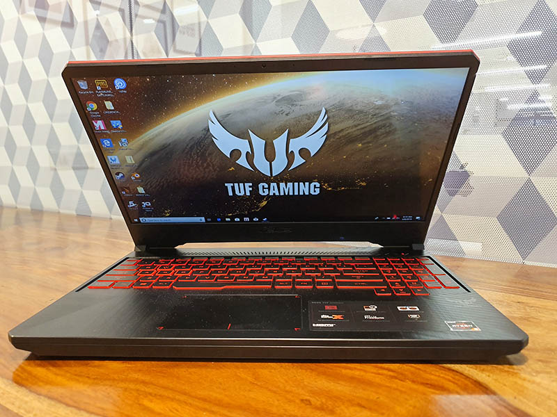 asus tuf gaming fx505dy build design