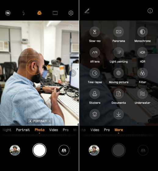 camera app - huawei p30 pro