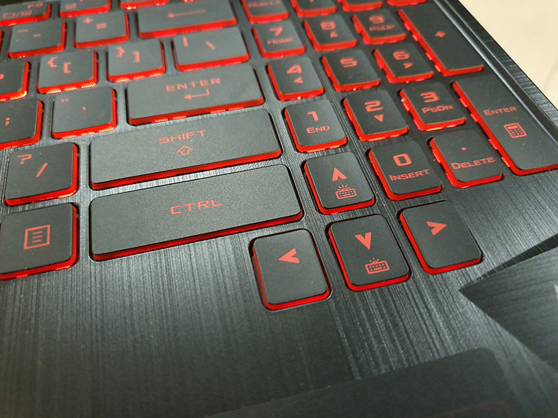 Asus TUF Gaming FX505DY Review: Ryzen Powered Gaming Goodness