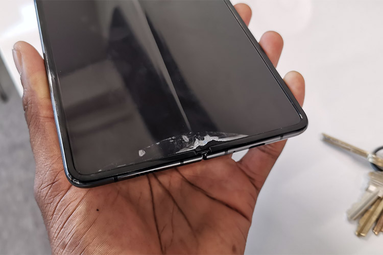 galaxy fold breaking