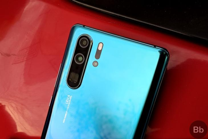 huawei p30 pro cameras new