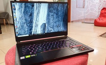 msi gs65 stealth 8sf review