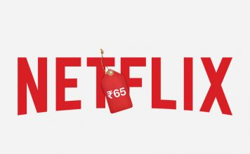 netflix mobile only plan india