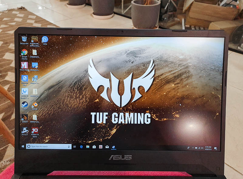 tuf gaming fx505dy display