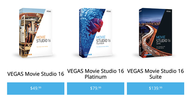 vegas movie studio pricing