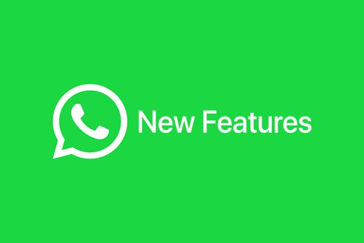 whatsapp new features coming soon