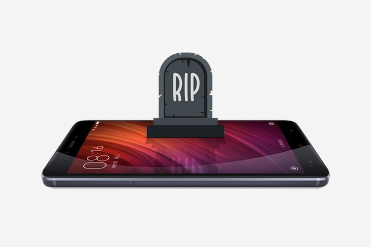 xiaomi ends support