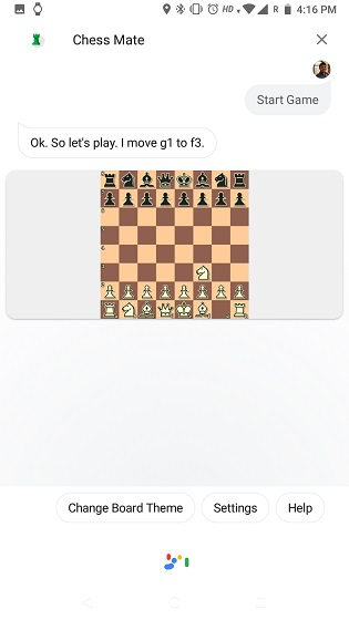 12. Chess Mate