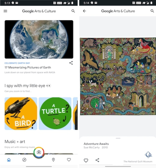 15. Arts & Culture Best Google Apps that You Have not known about