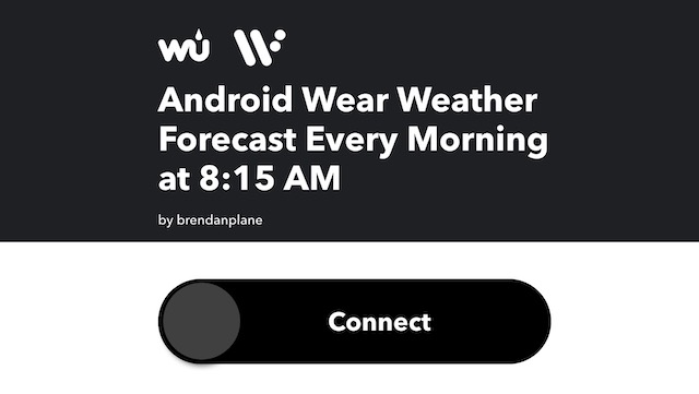 15. Get Weather Forecast Everyday at 8-15 AM