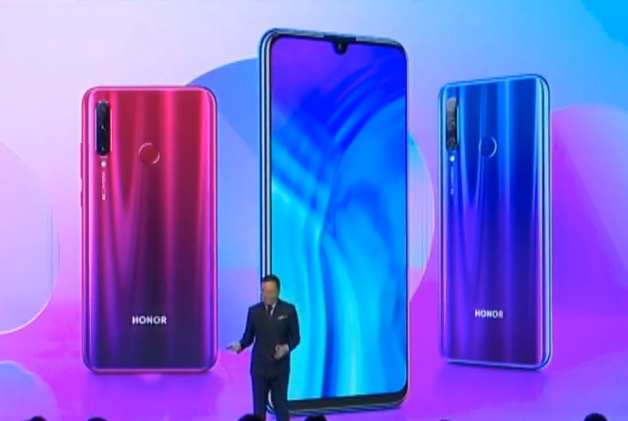 Honor 20 Series Arrives With Punch-Holes and 48MP Cameras