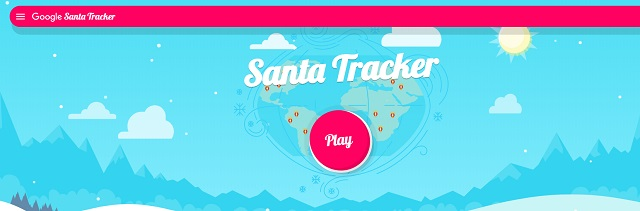 20. Santa Tracker