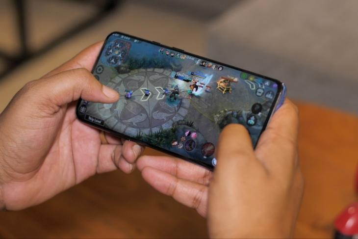 90hz supported games on play store