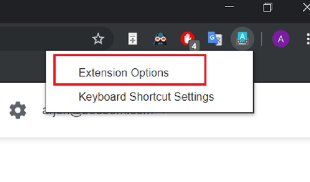Change Google Chrome Language for Typing 2