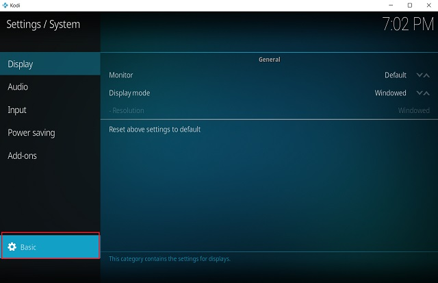 How to Set a Proxy Server on Kodi 3