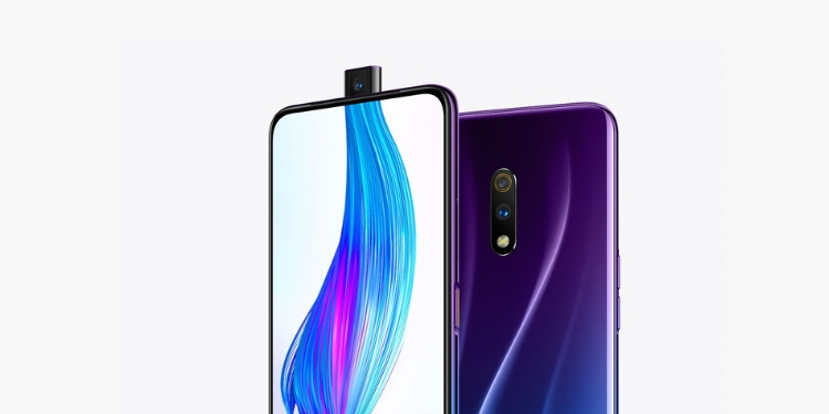 Realme X With Snapdragon 710 SoC and Pop-up Selfie Camera Launched in China