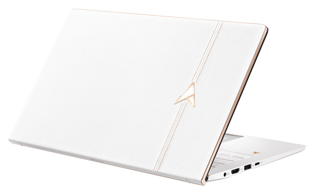 Asus Celebrates 30 Years of Innovation with the Leather-clad ZenBook Edition 30