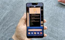 android q navigation gestures