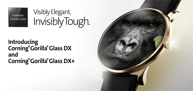 corning gorilla glass dx plusd