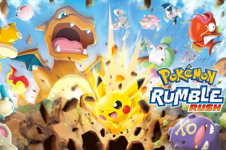 Pokemon Rumble Rush first impressions