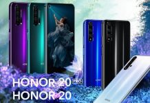 honor 20, honor 20 pro launched