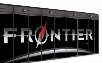 frontier supercomputer fastest supercomputer world us