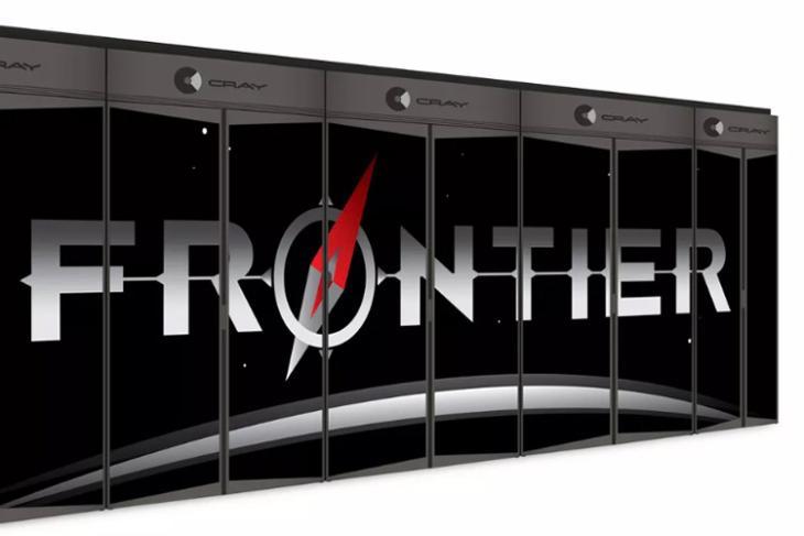 frontier supercomputer fastest supercomputer world us