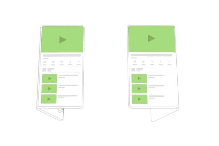 google foldable phones