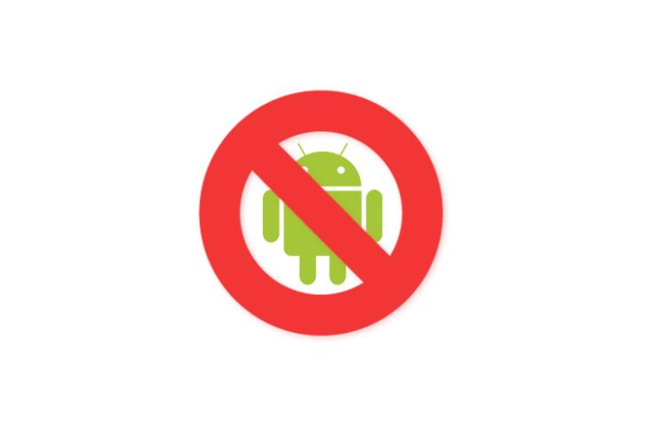 google restricts Huawei from using Android
