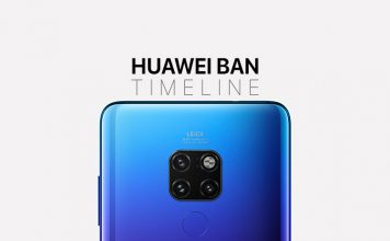huawei ban everything thats happened