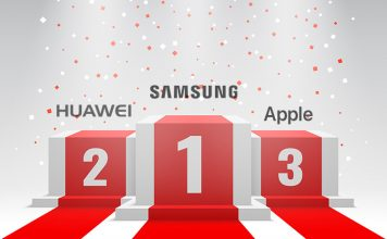 huawei beats apple