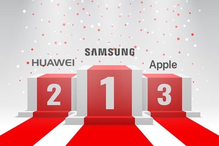 huawei beats apple