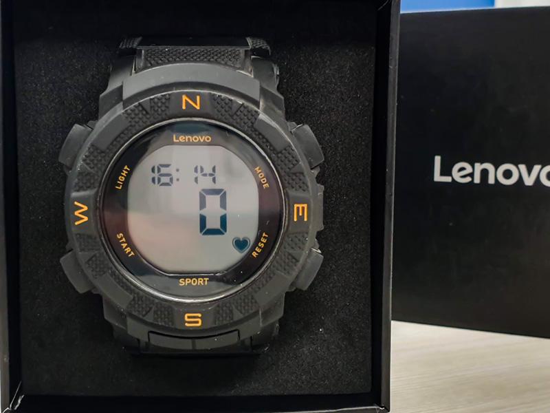 Lenovo EGO Review: A Fitness Tracker Masquerading as a Smartwatch