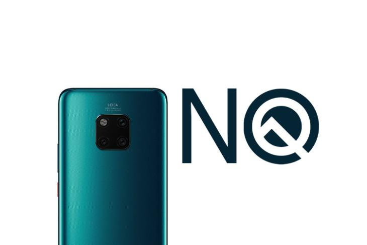 mate 20 pro removed android q beta