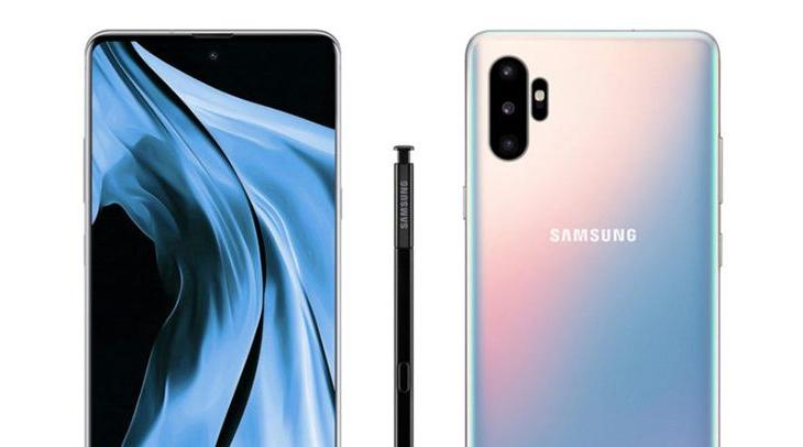 note 10 no physical buttons