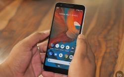 pixel 3a usage - Android